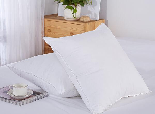 Fluffy down alternative cushion throw inner